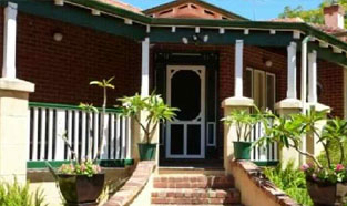 bed breakfasts perth