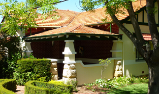 Exley house b&b nedlands