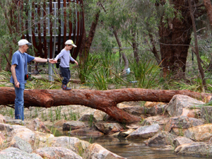 kings park is a great perth attraction and only a short distance from exley house